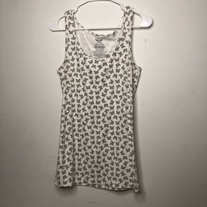 Faded G XL (16-18) Tank Top w/Butterflies